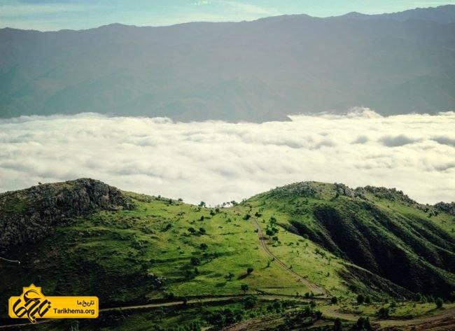 بهترین شهر ایران برای مسافرت در بهار