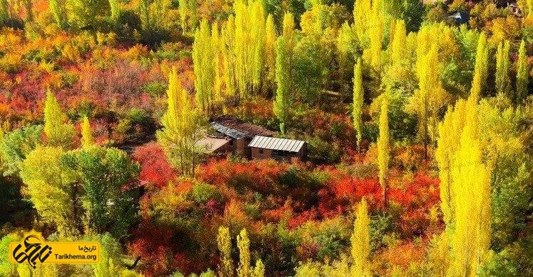 طبیعت زیبای شهرستانک