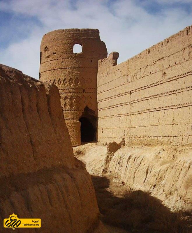 قلعه کرشاهی اصفهان دژ مستحکم در برابر مغول