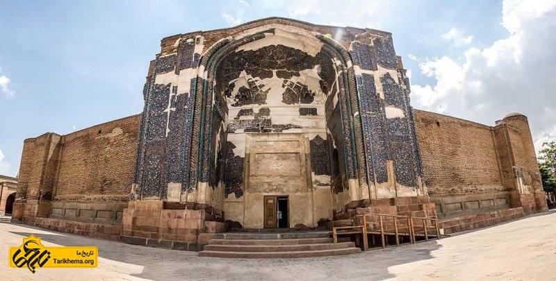 مساجد تاریخی شهر تبریز