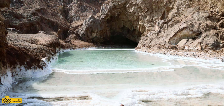 غار نمکدان قشم، بلندترین غار نمکی جهان