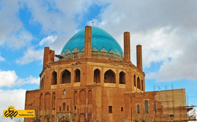 گنبد سلطانیه؛ گل سرسبد معماری اسلامی ایرانی