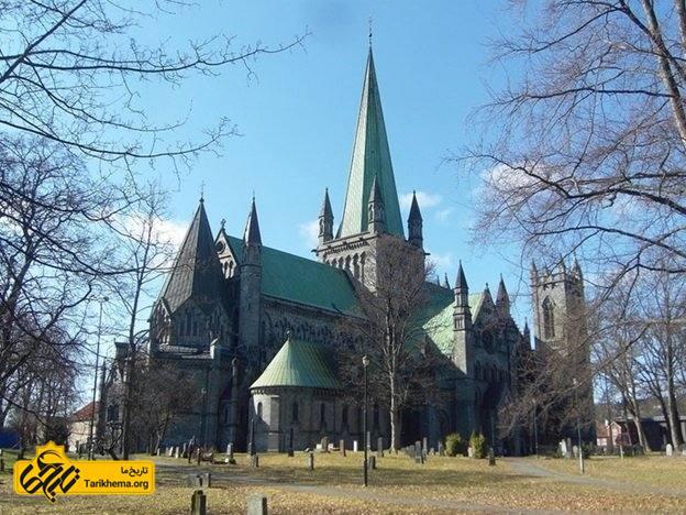 سنت الوا وی (St. Olav Ways) در نروژ