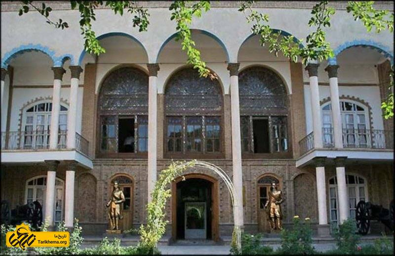 خانههای تاریخی تبریز