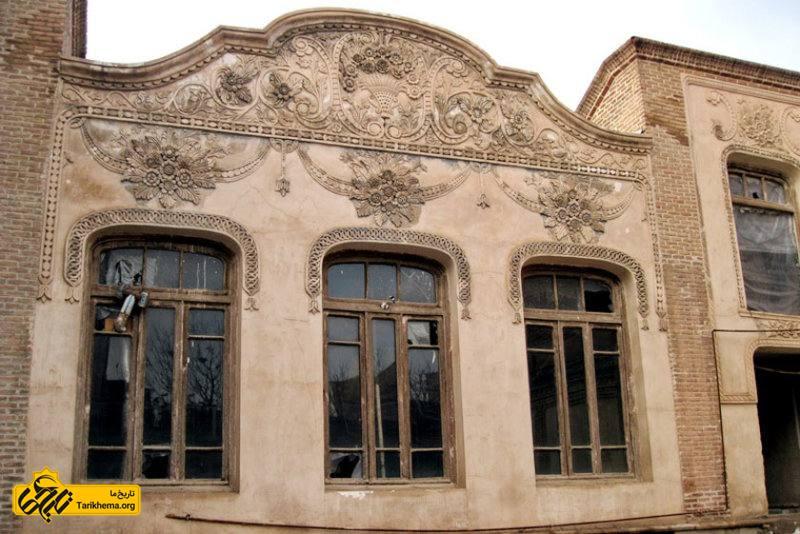 بناها وعمارتهای تاریخی تبریز