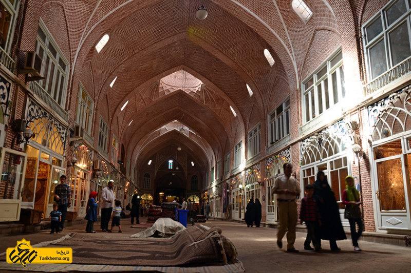 مجموعهی تاریخی بازار تبریز