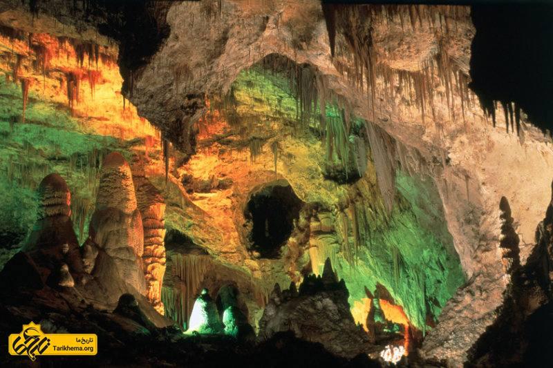 غار علیصدر بزرگترین غار آبی دنیا