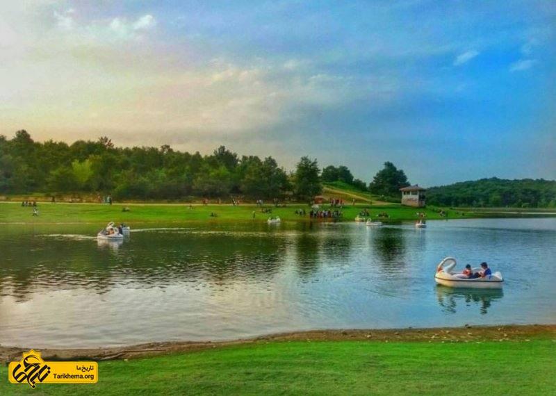 دریاچه سقالکسار گیلان