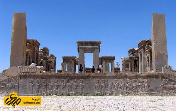 دو مکان تاریخی شیراز