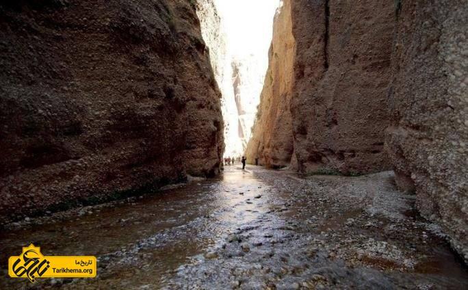 جریان آب در دره کول خرسان