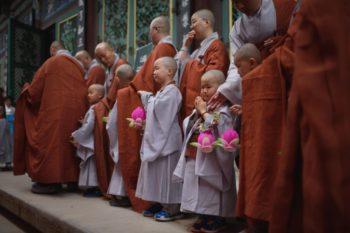 اخلاقیات و مراسمات بودا