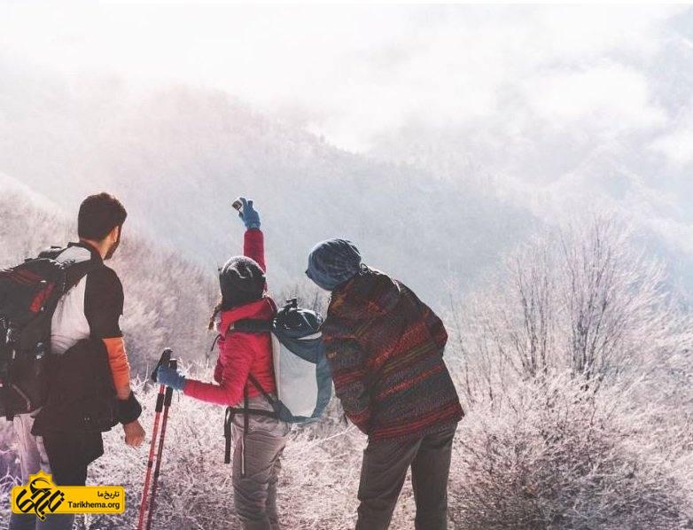 کوهنوری در الیمستان