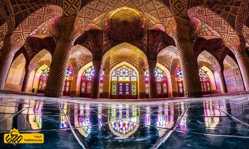 2 مسجد تاریخی شیراز