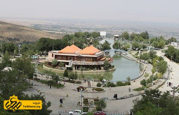 مراکز تفریحی همدان