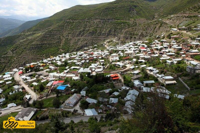 جاذبه های گردشگری شمال ایران