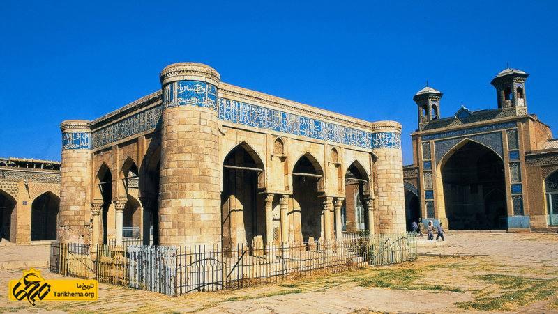 مکان های مذهبی شیراز