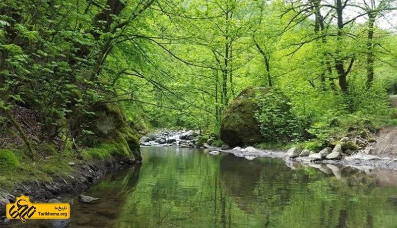 طبیعت زیبای آبشار دودوزن خرمکش