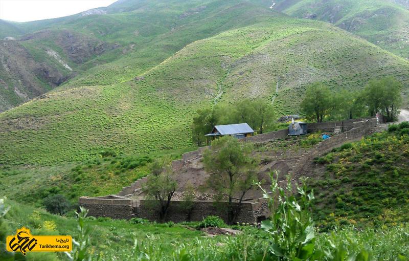 طبیعت زیبای روستای ناتر