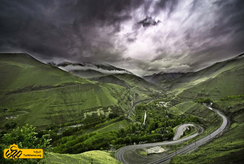 روستای ناتر مازندران