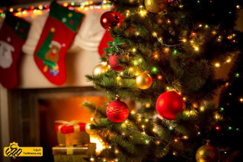 تاریخ کریسمس