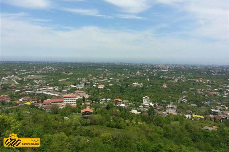 تنکابن، بهشت غرب مازندران