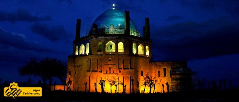 بناهای معروف معماری ایران