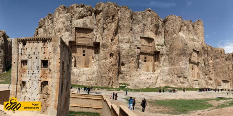 نام یک بنای سنگی در شیراز