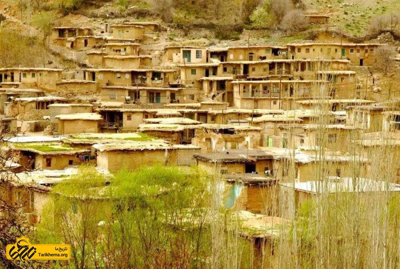 روستای کریک و خانه هایی مشابه ماسوله
