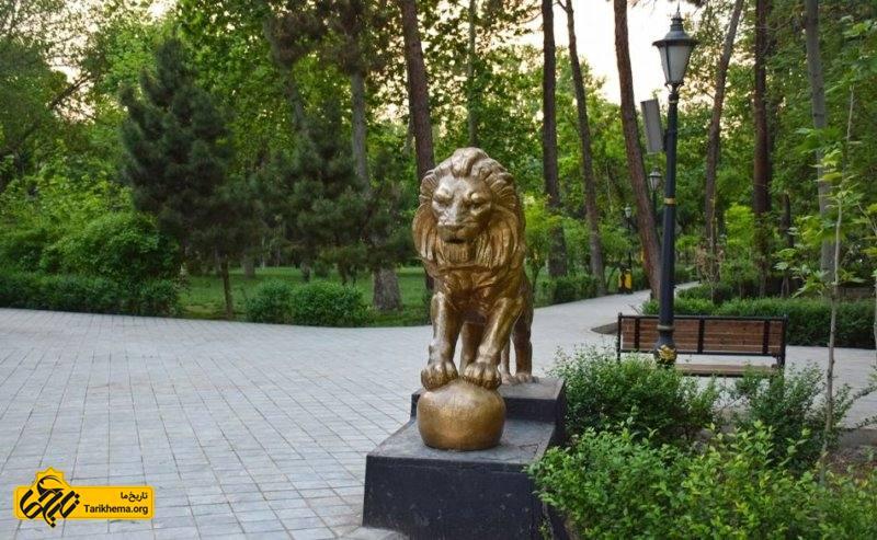 مجسمههای پارک