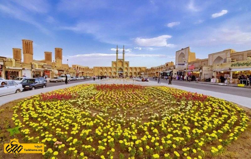 باغ دولتآباد در یزد در اواخر دوره افشاریه و در سال ۱۱۶۰ ه.ق توسط محمد تقی خان بافقی معروف به (خان بزرگ) که وی سرسلسله خاندان خوانین یزد بود احداث گردید.