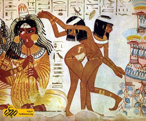 مصری های باستان میراث فرهنگی غنی را با جشنواره ها همراه با موسیقی و رقص حفظ کردند.