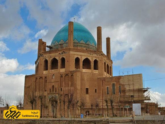 آثار تاریخی زنجان