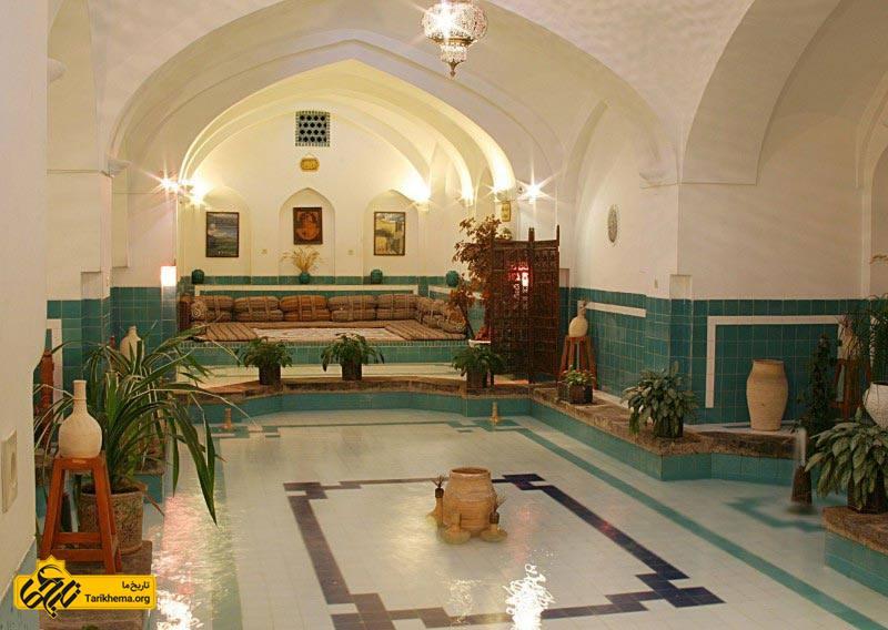 عکس معماری سنتی و زیبای حمام خان %d8%ad%d9%85%d8%a7%d9%85-%d8%ae%d8%a7%d9%86-%db%8c%d8%b2%d8%af Tarikhema.org