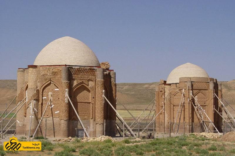 آثار تاریخی بوئین زهرا
