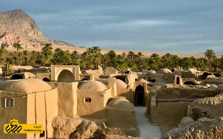 بناهای تاریخی روستا