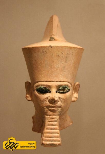 سردیسی از خفرع، موزه مصرشناسی لایپزیگ