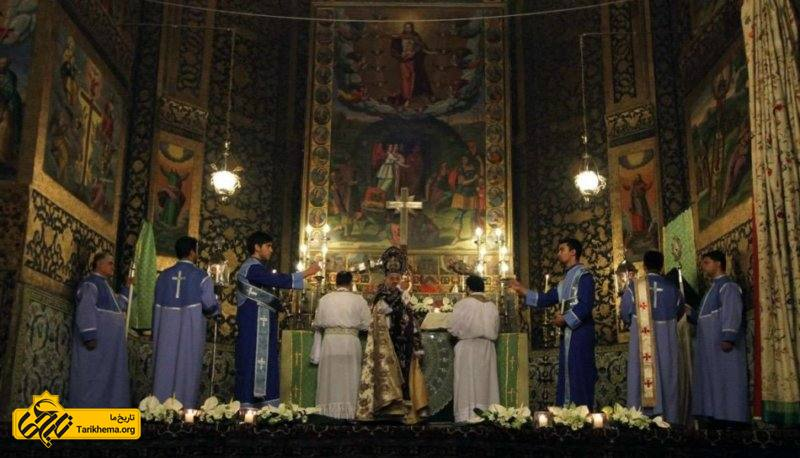 مساحت کلیسای آمنا پرکیج ۸۷۳۱ متر مربع است، که ۳۸۵۷ متر مربع آن ساختمان و بقیه فضای سبز و باغ وانک است.