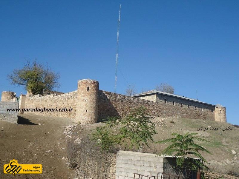 آثار تاریخی کلیبر