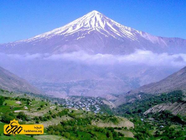 نقاط شگفت انگیز تاریخی و طبیعی ایران