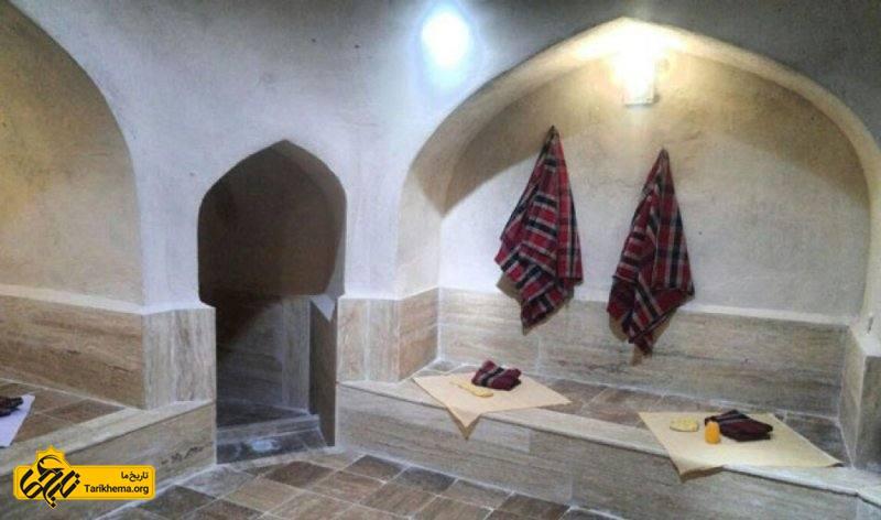 حمام قدیمی روستا