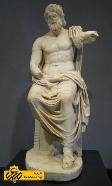 مجسمهی زئوس