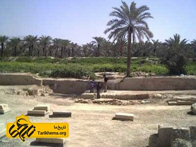 آثار تاریخی دشتستان