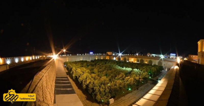 در سال ۱۳۵۰ این ارگ به اداره فرهنگ و هنر وقت واگذار شد. این بنای بزرگ اکنون زیر نظر سازمان میراث فرهنگی جمهوری اسلامی ایران اداره میشود