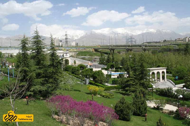تصویر بوستان گفتگو تهران