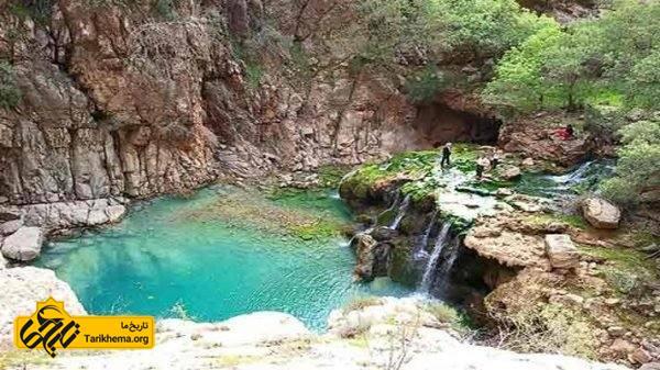مکان های بکر در شیراز