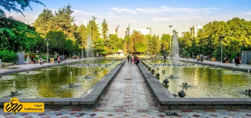 تصویر پارک نیاوران تهران