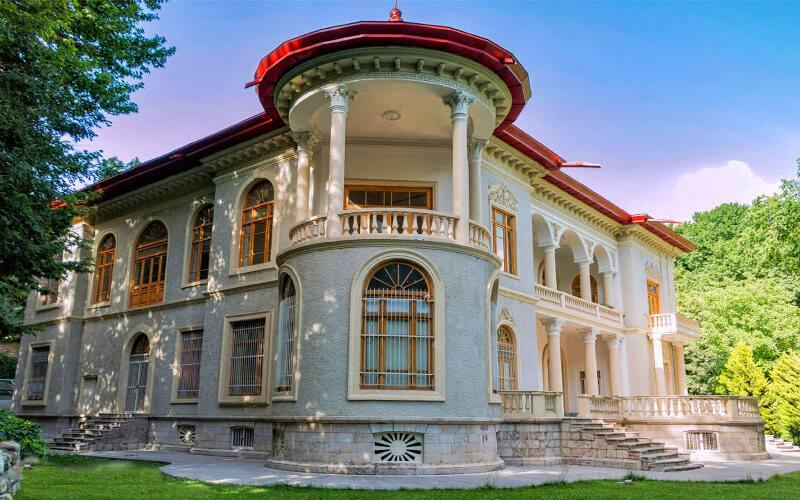 کاخ سعد آباد تهران