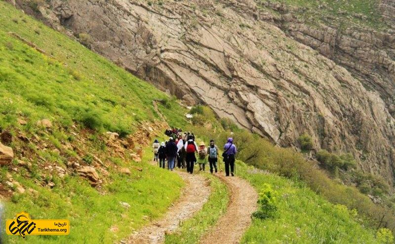 فصل مناسب سفر به روستای هجیج