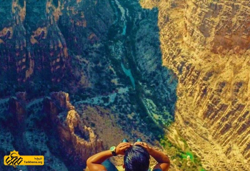 تنگه هایقر سرشار از آرامش خاصی است که در کمتر جایی آن را تجربه خواهید کرد.