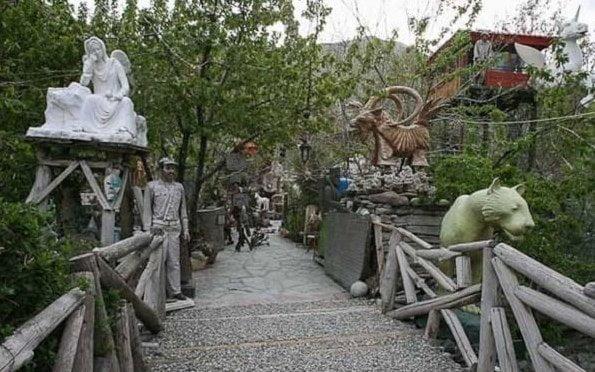 باغ موزه وزیری